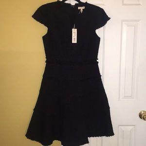 New Rebecca Taylor tweed dress